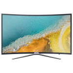 Televizor curbat LED Smart Full HD, 123cm, SAMSUNG UE49K6372SU