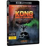 Kong: Insula craniilor UHD 4K Steelbook