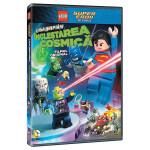 LEGO: Liga Dreptatii - Inclestarea Cosmica DVD