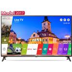 Televizor LED Smart Full HD, webOS 3.5, 108cm, LG 43LJ614V