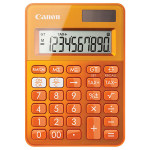 Calculator de birou CANON LS-100K, 10 cifre, orange