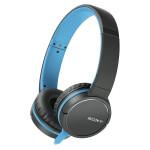 Casti on-ear cu microfon SONY MDR-ZX660APL, Albastru