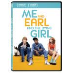 Eu, Earl si sfarsitul ei DVD