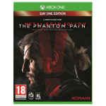 Metal Gear Solid V: The Phantom Pain D1 Edition Xbox One
