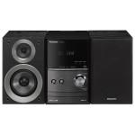 Microsistem PANASONIC SC-PM600EG-K, 40W, FM, CD, USB, Bluetooth, negru