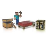 Figurine pachet de supravietuire - Minecraft