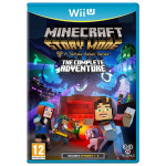 Minecraft: Story Mode - The Complete Adventure Wii U