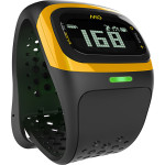 Bratara Fitness MIO Alpha 2 58P, Yellow