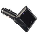 Modulator FM MYRIA MY2101, USB, negru