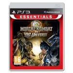 Mortal Kombat Vs DC Universe Essentials PS3