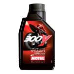 Ulei moto MOTUL 300V Factory Line MOT300V10W401L, 10W40, 1l
