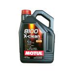 Ulei motor MOTUL 8100 X-Clean, 5W40, 5l