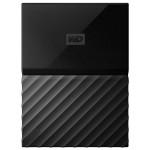 Hard Disk Drive WD My Passport for MAC WDBFKF0010BBK, 1TB, USB 3.0, negru