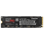 Solid-State Drive Samsung 960 PRO 2TB, M.2, PCI Express 3.0 x4, MZ-V6P2T0BW