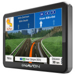 Sistem de navigatie NAVON N675Plus BT, Full Europe, iGO Primo