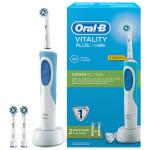 Periuta de dinti cu acumulator ORAL-B Vitality Plus Cross Action, 7600 oscilatii