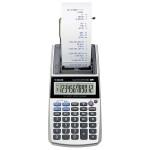 Calculator de birou CANON P1-DTSC, 12 cifre, Rola, argintiu