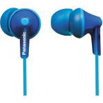 Casti intraauriculare PANASONIC RP-HJE125E, albastru