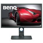 """Monitor LED IPS BENQ PD3200U, 32"""", 4K, negru"""