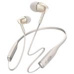 Casti sport in-ear cu microfon Bluetooth PHILIPS SHB5950WT/00, alb
