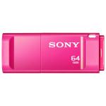Memorie portabila SONY X-Series USM64GXP, 64GB, USB 3.0, roz
