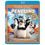 Pinguinii din Madagascar Blu-ray 3D + 2D