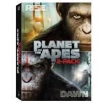Planeta maimutelor Box set (2 titluri) DVD
