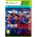 Pro Evolution Soccer 2018 (PES) Xbox 360