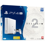 Consola SONY PlayStation 4 PRO (PS4 PRO) 1TB, alb + Joc Destiny 2