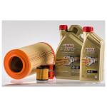 Pachet schimb ulei CASTROL pentru Citroen Jumper III, 2.2Hdi, diesel