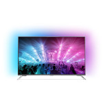 Televizor LED Smart Ultra HD, Android, 164cm, PHILIPS 65PUS7101/12