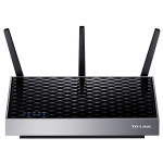 Wireless Range Extender TP-LINK RE580D AC1900, 600 + 1300 Mbps, negru-gri