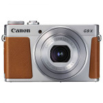 Camera foto digitala CANON Powershot G9XII, 20.9MP, Wi-Fi, silver