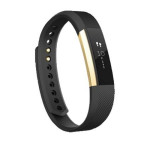 Bratara Fitness FITBIT Alta, Small, Gold Black