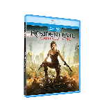 Resident Evil: Capitolul final Blu-ray 3D