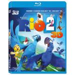 Rio 2 Blu-ray 3D + 2D