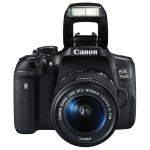 Camera foto digitala CANON EOS 750D + obiectiv 18-55 IS STM