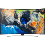 Televizor curbat LED Smart Ultra HD, 138cm, Tizen, SAMSUNG UE55MU6272