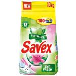 Detergent pudra SAVEX Powerzyme 2in1 Fresh, 10kg