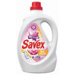 Detergent lichid SAVEX Powerzyme 2in1 Color, 2.6l