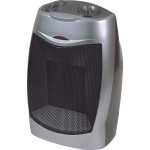 Aeroterma ceramica SERRENO SER-PTC01, 2 trepte de putere, 750/1500W