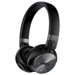 Casti on-ear Bluetooth PHILIPS SHB8850NC/00, Negru