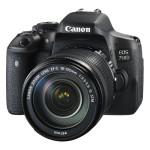 Camera foto digitala CANON EOS 750D + obiectiv 18-135 IS STM