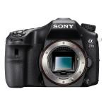 Camera foto DSLR SONY Alfa 77 II + obiectiv APS- C 16-50MM, 24.3 Mp, negru
