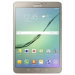 "Tableta SAMSUNG Galaxy Tab S2 VE T719, Wi-Fi + 4G, 8.0"", Octa Core 1.8GHz + 1.4GHz, 32GB, 3GB RAM,  Android 6.0, Gold"