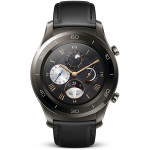 Smartwatch HUAWEI WATCH 2 Classic , Black Leather
