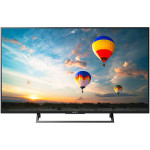 Televizor LED Smart Ultra HD, 124cm, Android, 4K HDR, Sony BRAVIA KD-49XE8005B, Negru