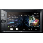 "Media receiver SONY XAV-V631BT, 6.2"", 4x55W, Bluetooth, USB, NFC"