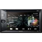 "Media receiver SONY XAV-V651BT, 6.2"", 4x55W, DVD, Bluetooth, USB, NFC"
