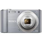Camera foto digitala SONY DSC-W810, 20.1 Mp, 6x, argintiu